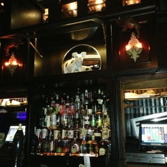 Photo taken at The Breslin Bar & Dining Room by Justin P. on 2/17/2013