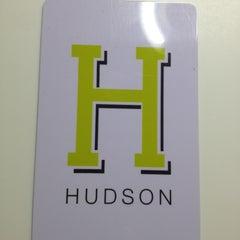 Photo taken at Hudson Hotel by Alberto J S M. on 11/18/2012
