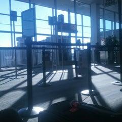 Photo taken at Gate B50 by Luis P. on 11/10/2014