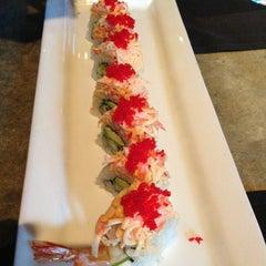 Photo taken at Blue Sushi Sake Grill by Allan W. on 5/5/2013