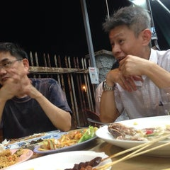 Photo taken at Ga-Hock Seafood 佳福海鲜 by Chris C. on 8/7/2014
