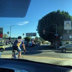 Photo taken at Los Feliz And Franklin by Felipe Q. on 11/13/2013