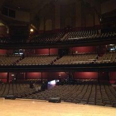 Photo taken at Massey Hall by Seraphim M. on 4/20/2013