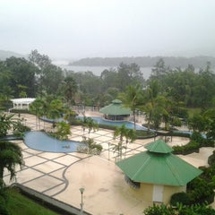 Photo taken at Gamboa Rainforest Resort by Carlos G. on 5/25/2013