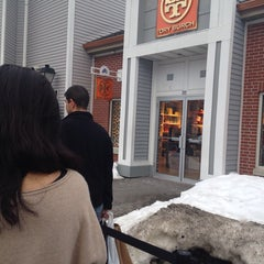 Photo taken at Tory Burch - Outlet by Hannah B. on 3/8/2014