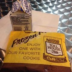 Photo taken at Nestlé Toll House Café by Chip by Chip T. on 12/21/2013