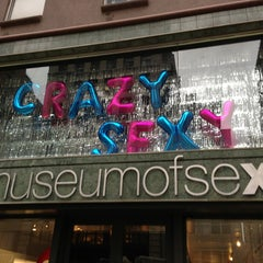 Photo taken at Museum of Sex by Greg S. on 3/6/2013
