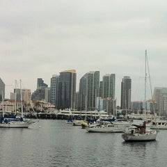 Photo taken at Port of San Diego by Chang C. on 3/4/2013