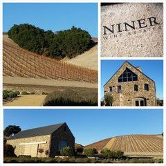 Photo taken at Niner Wine Estates by James G. on 11/26/2014