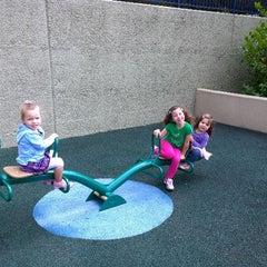 Photo taken at Sunnyside Playground & Recreation Center by Steve K. on 9/14/2014