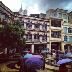 Photo taken at Macau Square 澳門廣場 by Kent H. on 6/25/2013