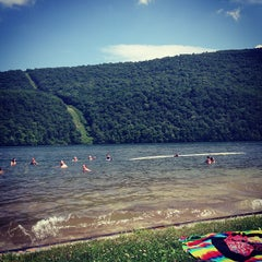Photo taken at Raystown Lake by Megan E. on 6/23/2013