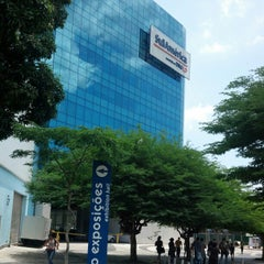Photo taken at Centro Empresarial Sul América by 'Thiago B. on 11/22/2012