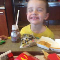 Photo taken at McDonalds by Susan R. on 1/12/2014