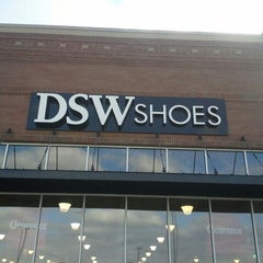 Photo taken at DSW Designer Shoe Warehouse by Stephanie C. on 11/30/2013