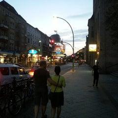 Photo taken at Rathaus Berlin-Neukölln by Yelyam E. on 7/17/2013