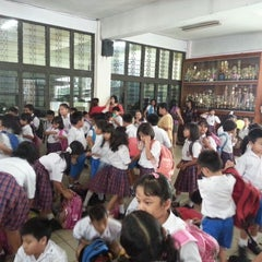 Photo taken at SD. Regina Pacis - Bogor by Carlos L. on 3/22/2013