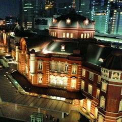 Photo taken at 東京駅 (Tokyo Sta.) by イリアナ on 6/6/2013