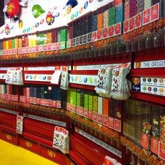 Photo taken at Old Market Candy Shop by Jean-Mi L. on 11/14/2013