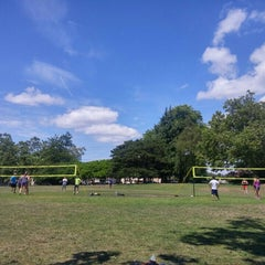 Photo taken at Wallingford Playfield by Elliot M. on 7/12/2015