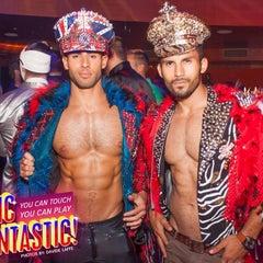 Photo taken at Eleven Nightclub by Eleven Nightclub on 3/23/2014