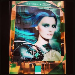 Photo taken at Sephora by chuckdafonk F. on 3/3/2013