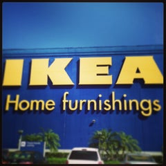 Photo taken at IKEA Sunrise by Juan Jose S. on 3/16/2013