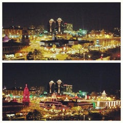 Photo taken at InterContinental Kansas City At The Plaza by Sam F. on 11/23/2012