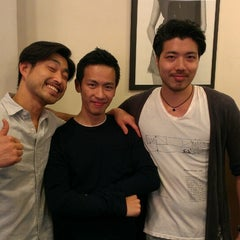 Photo taken at YUI Salon by James S. on 10/11/2013