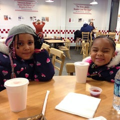 Photo taken at Five Guys by Pam A. on 1/9/2014