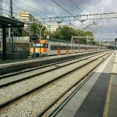 Photo taken at RENFE L'Hospitalet de Llobregat by ЖЕКА on 8/21/2015