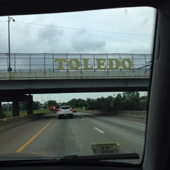 Photo taken at Toledo, OH by Masashi S. on 6/12/2015