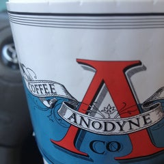 Photo taken at Anodyne Coffee Roasting Co by Sarah T. on 6/27/2013
