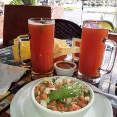 Photo taken at Amigo's Authentic Mexican Food by Rosa R. on 6/20/2013