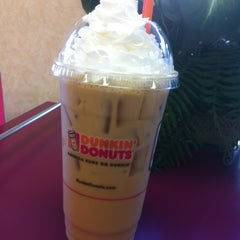 Photo taken at Dunkin' Donuts by David L. on 11/18/2013