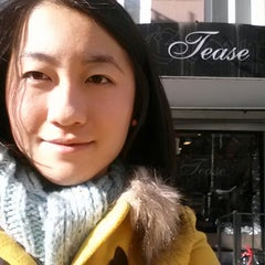 Photo taken at Tease Hair Salon by Amanda Y. on 12/1/2013