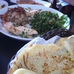 Photo taken at Saj Restaurante by Vera D. on 12/2/2012