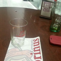 Photo taken at Gambrinus by Fco Javier H. on 1/3/2013