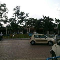 Photo taken at Rajkot Airport (RAJ) by Ronny L. on 7/3/2014