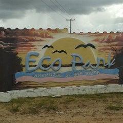 Photo taken at Eco Park by Ellen L. on 8/11/2013