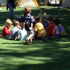 Photo taken at Pocket Park by Kristiina B. on 4/16/2014