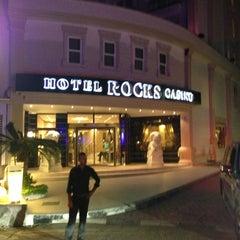 Photo taken at Rocks Hotel & Casino by Çağlayan Ö. on 7/5/2013