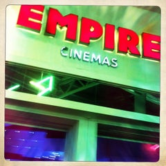 Photo taken at Empire Cinema by Michael S. on 7/19/2011