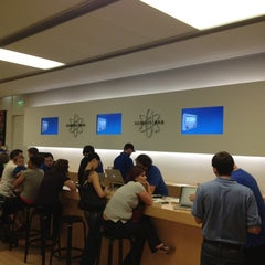 Photo taken at Apple Store, International Plaza by Eric L. on 3/7/2012