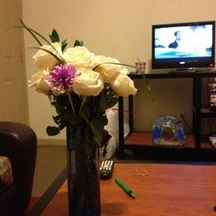Photo taken at Monroe Hall by Christina H. on 3/29/2012