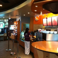 Photo taken at Starbucks by Andy D. on 12/30/2011