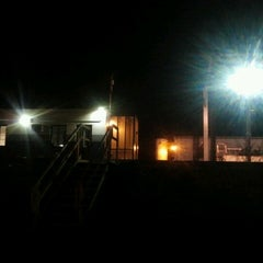 Photo taken at NS Elkhart Mainline Fuel Pad by Drew W. on 11/14/2012