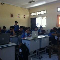Photo taken at SMPN 1 Denpasar by Rena B. on 5/16/2013