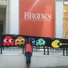 Photo taken at Memphis Brooks Museum of Art by Elle on 7/11/2015