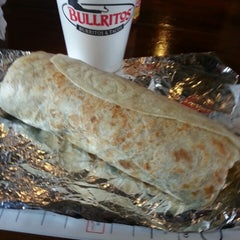 Photo taken at Bullritos by Melvin M. on 4/4/2013